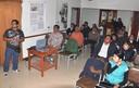 Local CIN Meeting  at IMARPE, Pisco