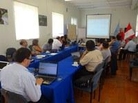 En Valparaíso y Lima se realizó Curso de Bioeconomía Pesquera